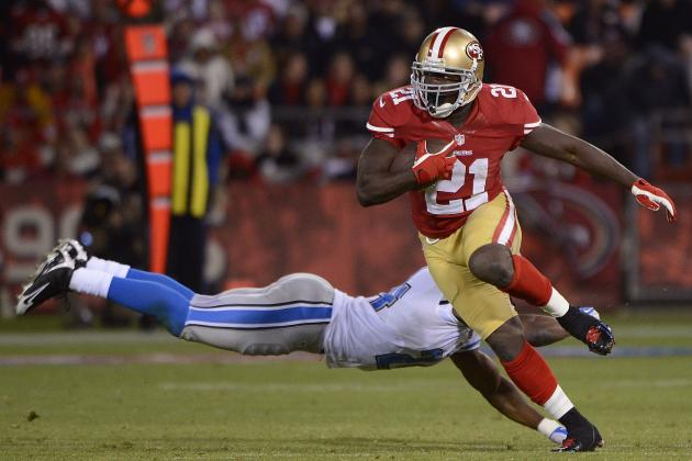 Don't Worry 49ers Fans, San Francisco Can Ride Frank Gore, Defense to Super Bowl