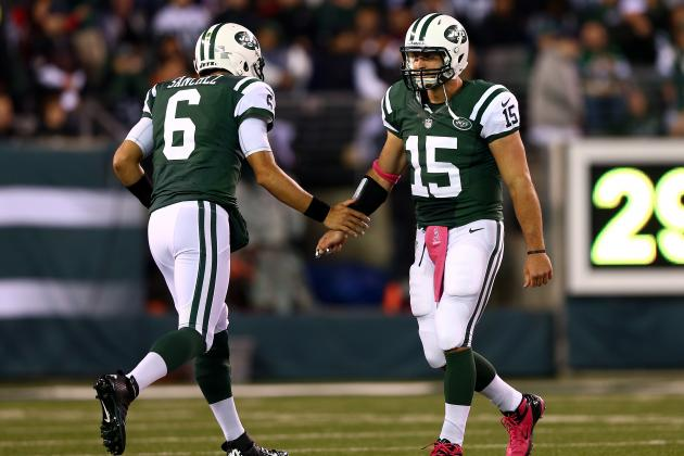 Why the Jets Should Experiment with Sanchez and Tebow in the Same Backfield
