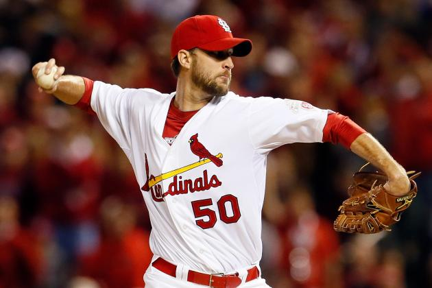 Why Adam Wainwright, Cardinals Bats' Breakout Should Equal World Series Repeat