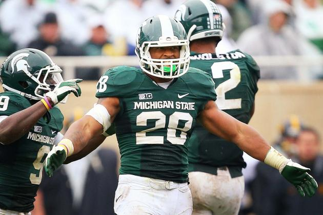 Michigan State vs Michigan: Latest Spread Info, BCS Impact and Predictions