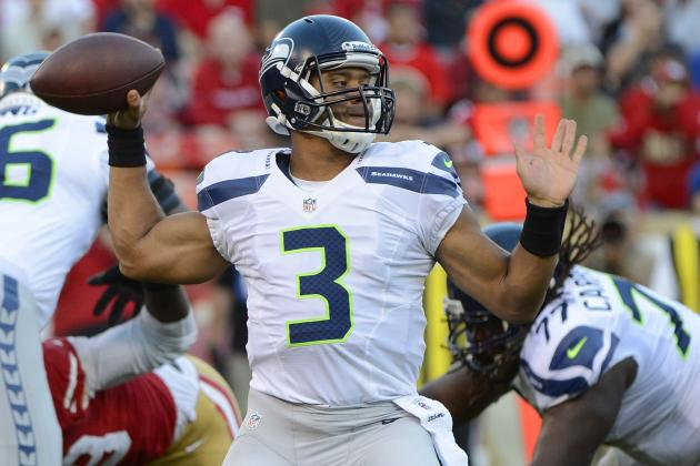 Russell Wilson vs. Matt Flynn: Why Seahawks Should Stick with the Rookie