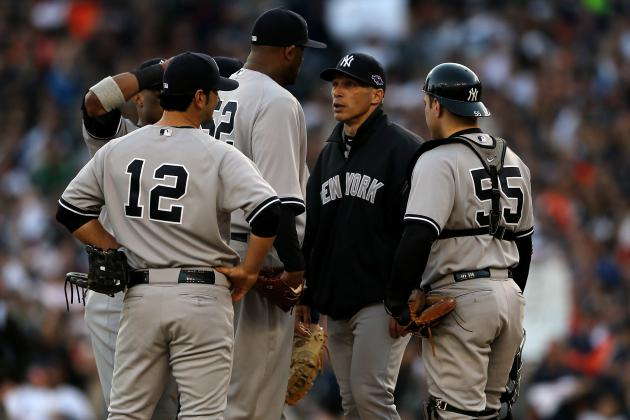 New York Yankees 2012: How the Yanks Ruined a Great Season and What Happens Now