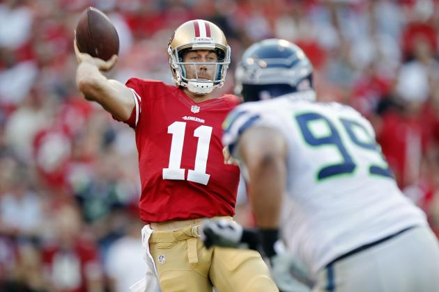 Alex Smith's Regression Will Spell Doom for 49ers in 2012