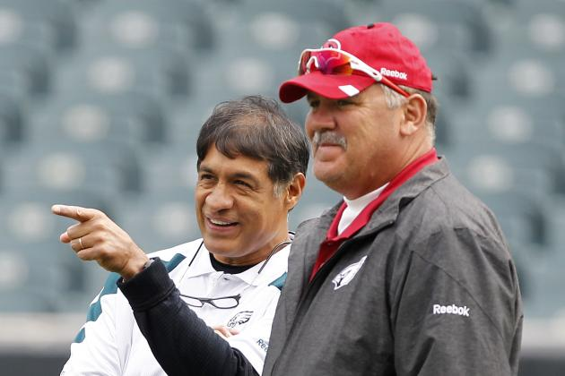 What Juan Castillo's Firing Tells Us About Andy Reid's Job Security