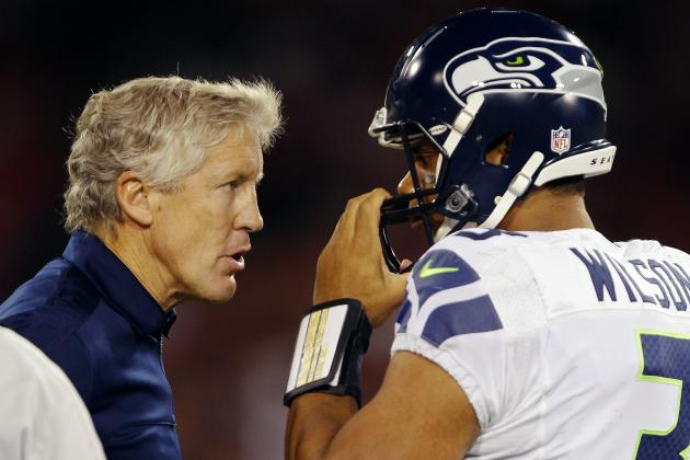 Russell Wilson vs. Matt Flynn: Where Does Seahawks QB Battle Stand After Week 7?