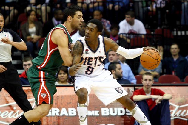 With Glut of Guards, Nets Are Unsure of Brooks's Role