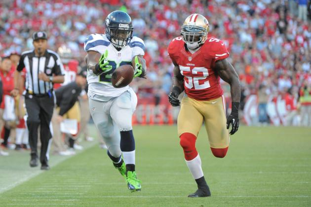 Seahawks vs. 49ers: Seattle's Passing Attack Takes a Giant Step Backward