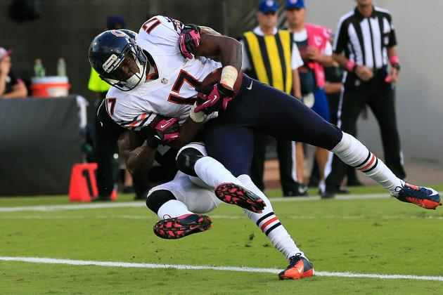 Chicago Bears: Projecting the Biggest Roadblocks in Pursuit of NFC North