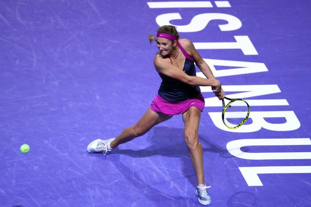 Women's Tennis: 5 Questions for the WTA Championships
