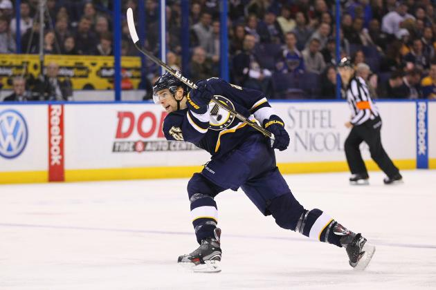 St. Louis Blues: Why Alex Pietrangelo Is the Future of the Blues' Blueline