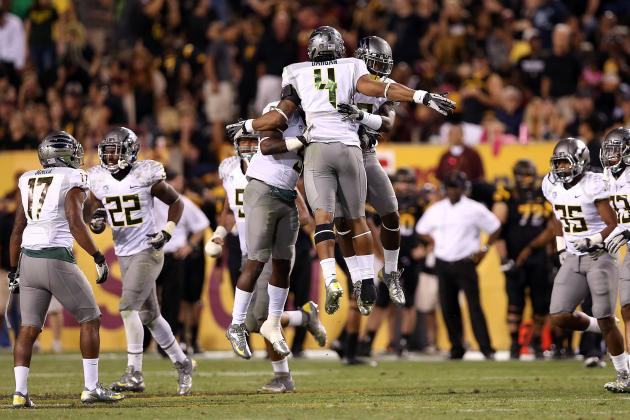 Oregon vs. Arizona State: Why This Ducks Team Looks Scarier by the Week