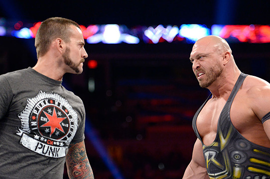 WWE: Why Ryback vs. CM Punk at Hell in a Cell Is a Mistake