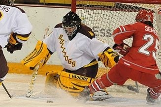 UMD Bulldogs Shut Out Wisconsin Badgers in Weekend Sweep