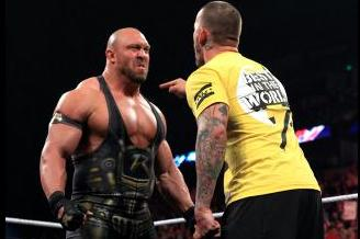 WWE: Is Ryback Ready for CM Punk?