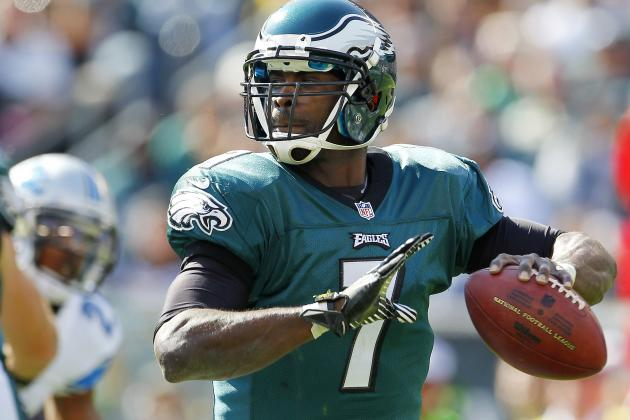 Sources: Michael Vick Will Remain Eagles' Starting Quarterback