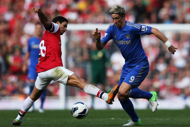 Why Arsenal's Mikel Arteta Is the Best Holding Midfielder in the World Right Now
