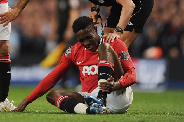 Manchester United Agree to Deal with Toshiba over 'Magical' Injury Predictor