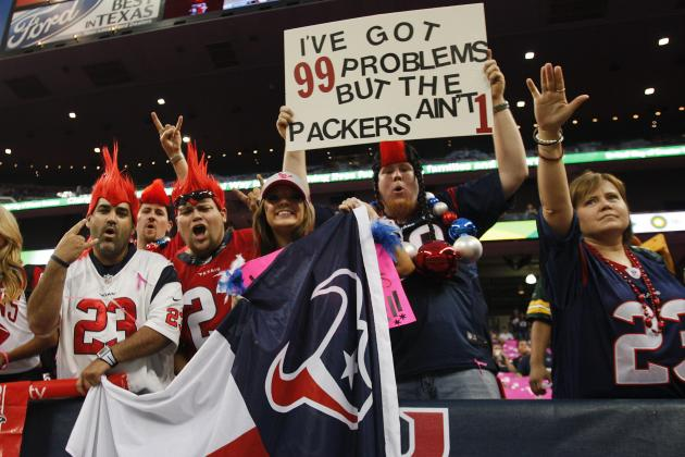 Texans Fans Build an Identity and Other Must-Reads from Around the AFC South