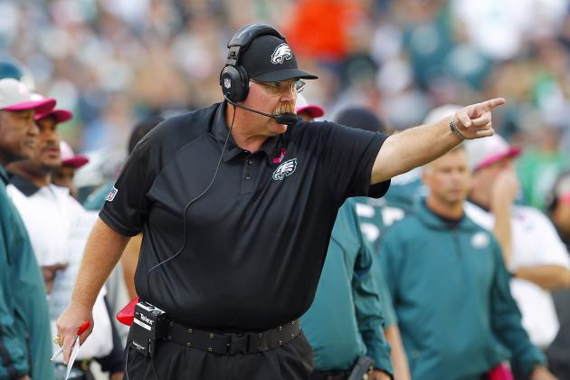 Philadelphia Eagles Should Not Lose Faith in Andy Reid or Michael Vick