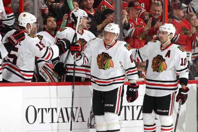 Chicago Blackhawks: 3 Reasons They Will Take the Central Division Crown