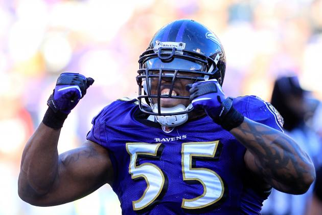 Late For Work 10/18: Schefter: 'Real Chance' Suggs Plays vs. Houston