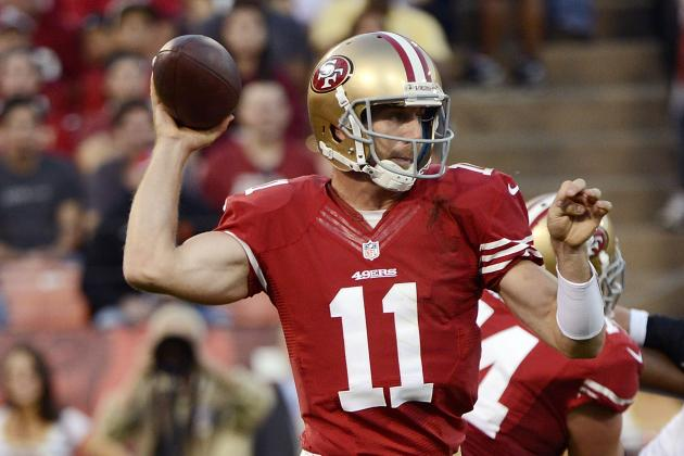 San Francisco 49ers: Alex Smith Can't Win for Winning