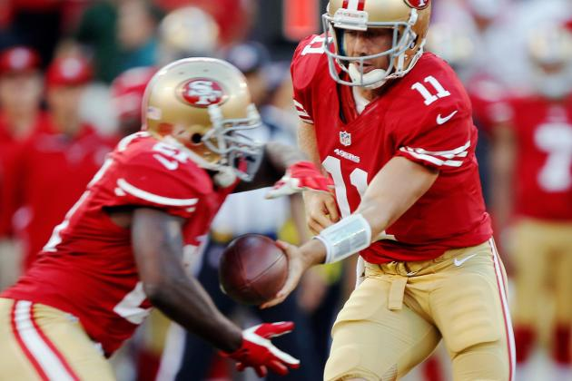 Seahawks vs. 49ers: Frank Gore and the 49ers Run Game Find Their Groove on TNF