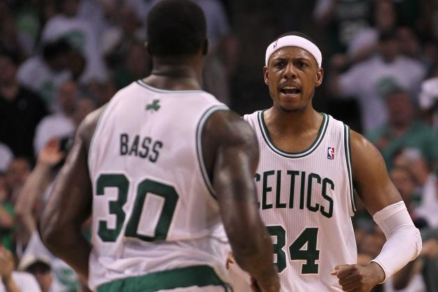 Injuries Limit Pierce, Bass Against Nets