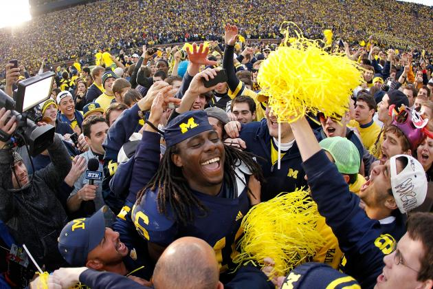 Michigan Football: Denard Robinson Will Prove His Worth Against Michigan State