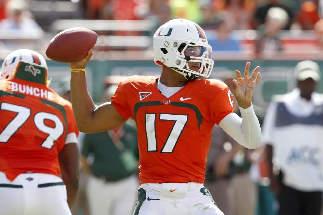 Florida State vs. Miami: Losing Stephen Morris Would Crush Canes' Upset Hopes