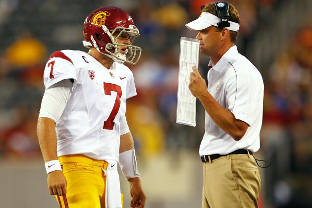 USC vs. Colorado: Big Win Will Put Trojans Back in BCS Championship Picture