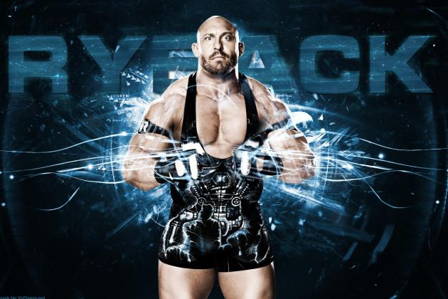 WWE Mismanagement: Ryback Fighting for the WWE Title Is a Mistake