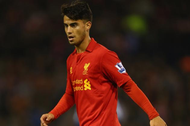 Suso Signs New Reds Deal
