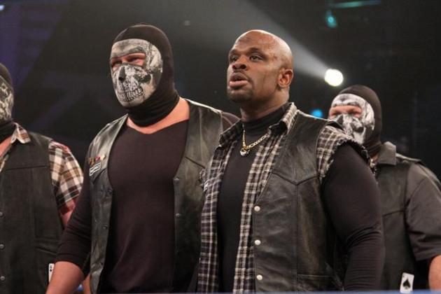 TNA Impact! Wrestling: Devon Leads Aces and Eights, Hardy Celebrates Title Win