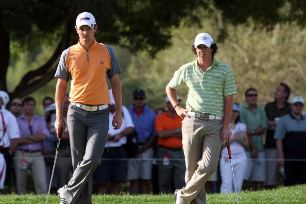 Rory McIlroy and Justin Rose Will Battle on European Tour's Road to Dubai