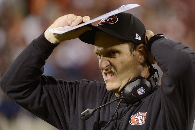Harbaugh Declining Safety Shakes Betting World