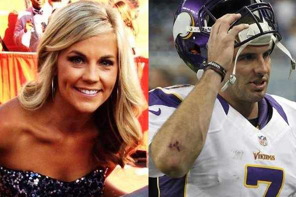Christian Ponder Is Dating Samantha Steele, QB's Confidence Increases Ten Fold