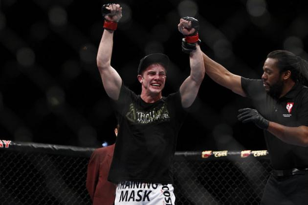 Report: Matt Riddle, Francisco Rivera Suspended for Failed 149 Drug Tests