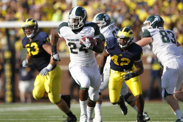 Michigan vs. Michigan State: Wolverines Can't Afford to Look Past Spartans