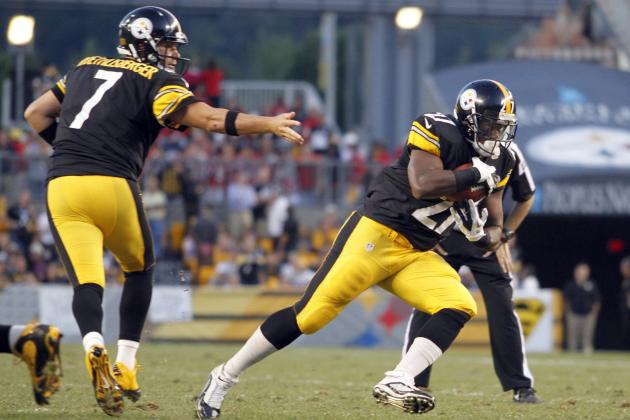 Jonathan Dwyer Might Make First Career Start Against Bengals