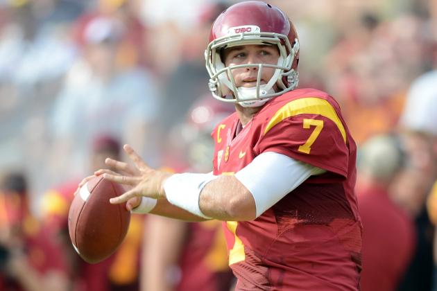 Colorado vs. USC: Trojans Must Fine Tune Offense Against Overmatched Buffaloes
