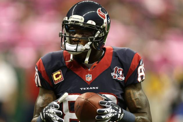 Texans' Andre Johnson Off to Quietest Start of His Career