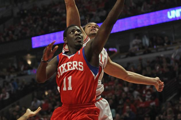 How Jrue Holiday's Potential Extension Impacts Andrew Bynum's Future with 76ers