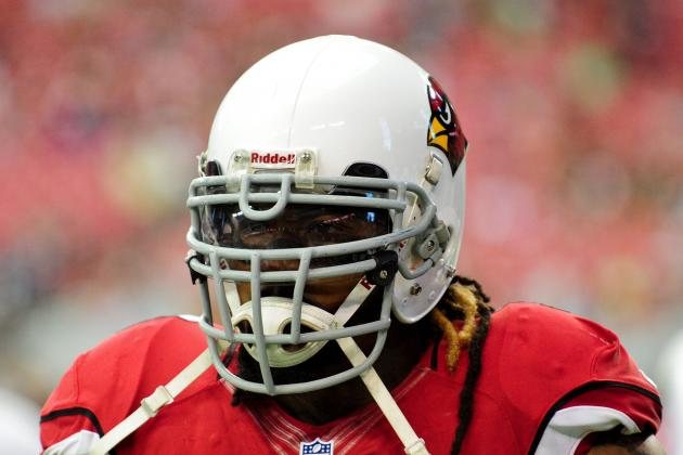 Cardinals' Darnell Dockett Stresses It's a Team Effort