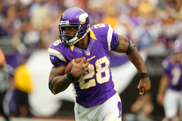 Adrian Peterson: Ankle Injury Should Be a Real Concern for Fantasy Owners