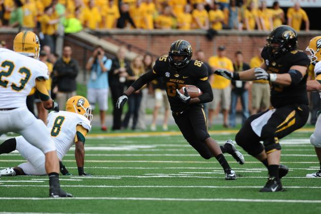 Missouri Football Players Tweet About Midterms, Politics and Sleep