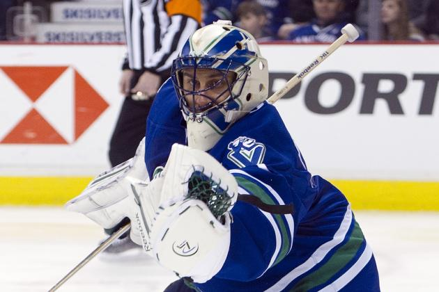 Canucks GM Denies Luongo Will Be Traded to Toronto When Lockout Ends