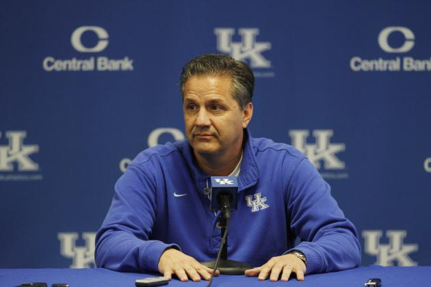 Elite Big Men Are All That Remain for Kentucky Wildcats in 2013