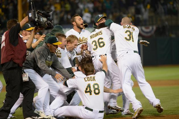 Billy Beane's Finest Work Yet: How the Oakland A's Won the AL West
