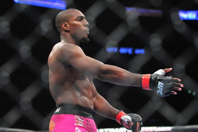 Phil Davis Replaces Chael Sonnen and Will Face Forrest Griffin at UFC 155